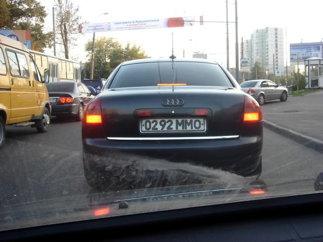 номера на машинах